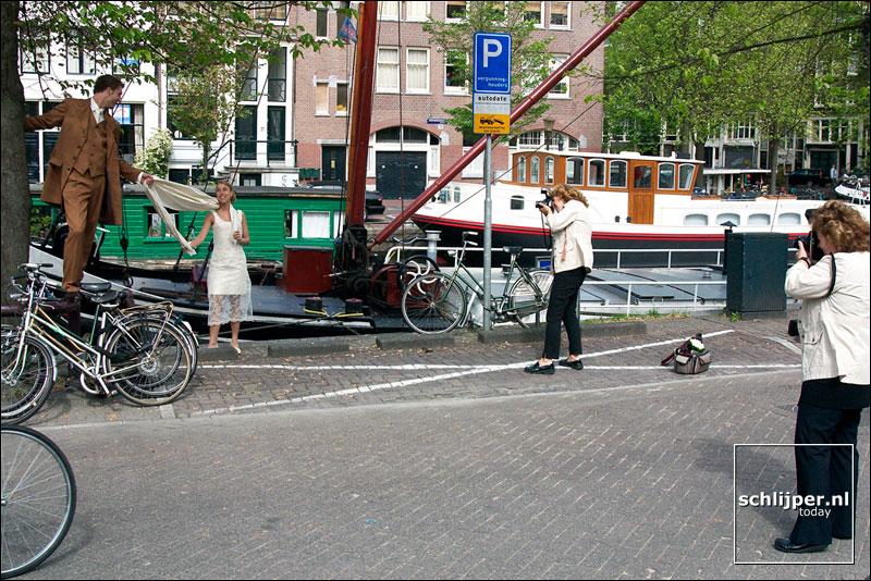 Nederland, Amsterdam, 18 mei 2003