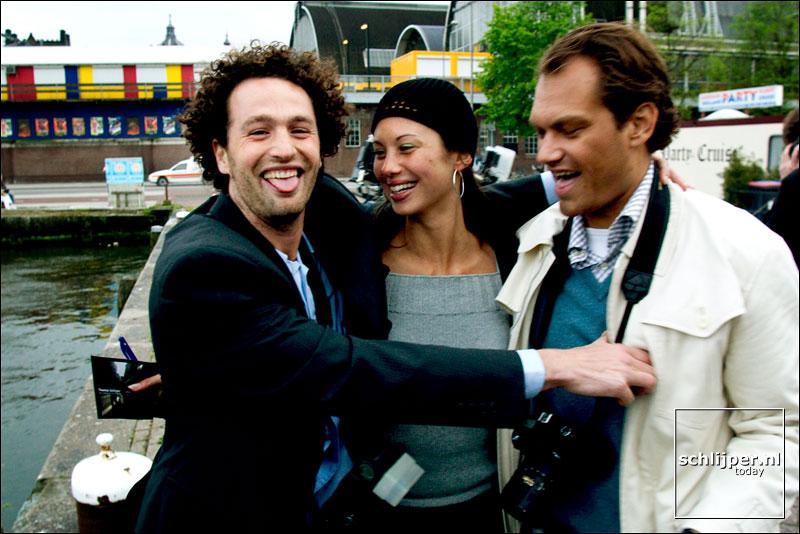 Nederland, Amsterdam, 22 mei 2003