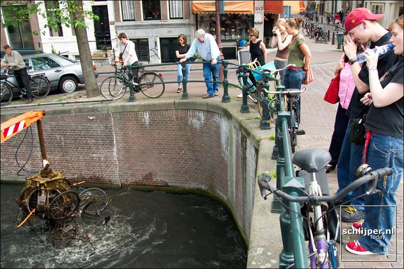 Nederland, Amsterdam, 4 juni 2003