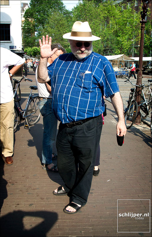 Nederland, Amsterdam, 6 juni 2003