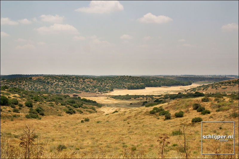 Israel, Tel Maresha, Bet Govrin, 14 juni 2003