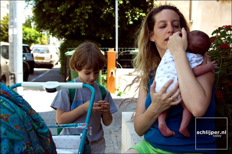 Israel, Tel Aviv, 16 juni 2003