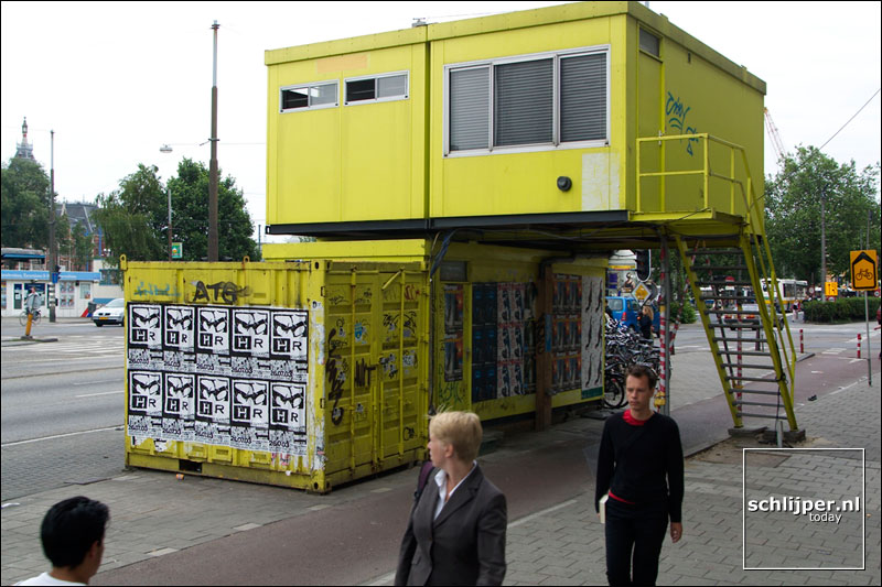 Nederland, Amsterdam, 23 juni 2003