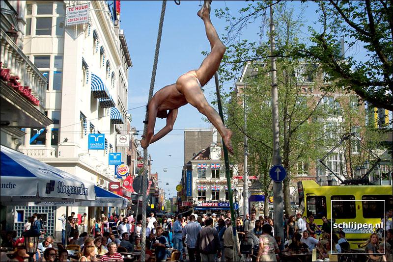 Nederland, Amsterdam, 29 juni 2003