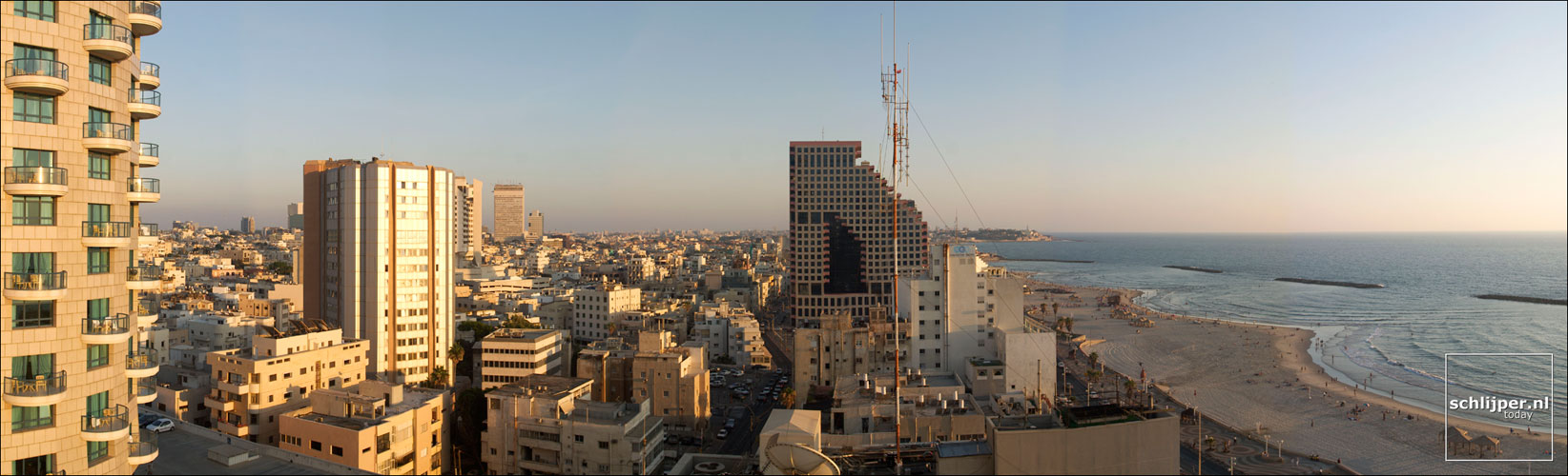 Israel, Tel Aviv, 16 juli 2003