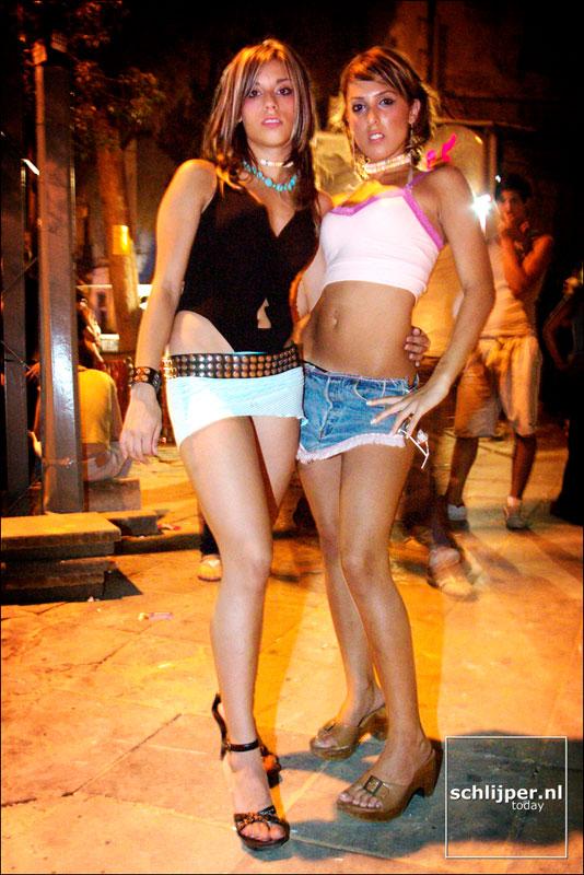 Israel, Tel Aviv, 17 juli 2003
