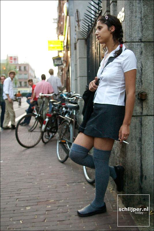 Nederland, Amsterdam, 1 augustus 2003