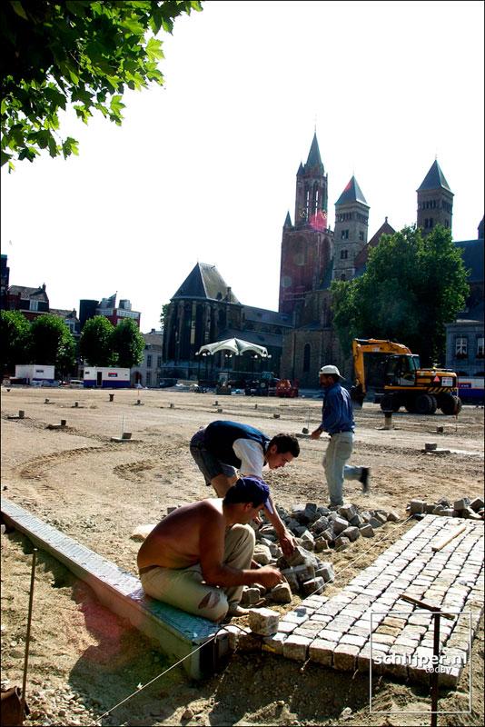 Nederland, Maastricht, 6 augustus 2003
