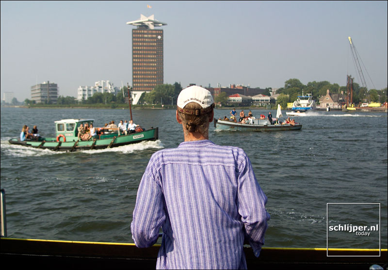 Nederland, Amsterdam, 9 augustus 2003