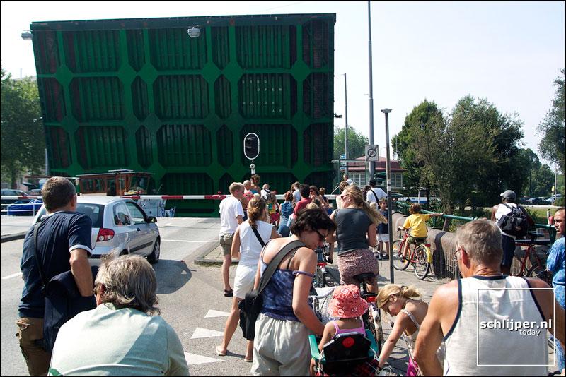 Nederland, Amsterdam, 12 augustus 2003