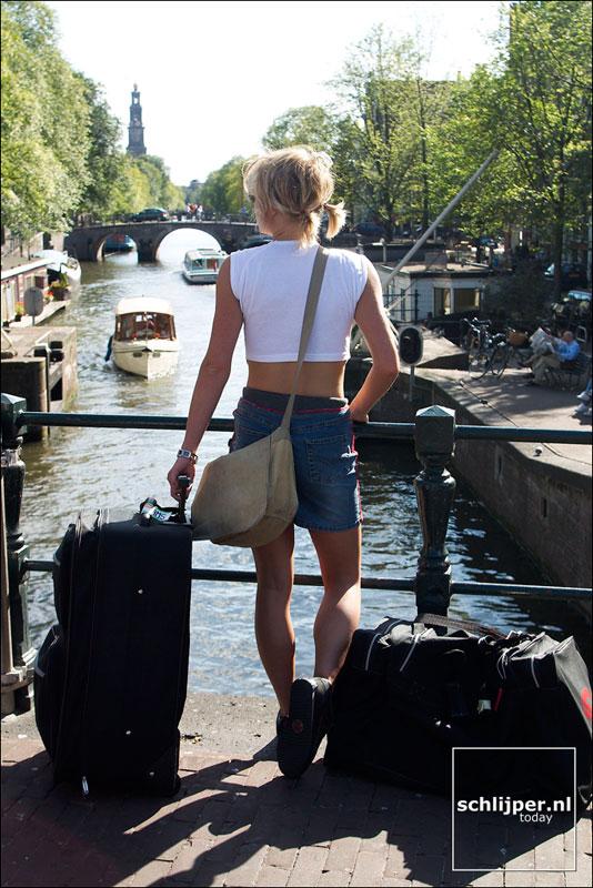 Nederland, Amsterdam, 15 augustus 2003