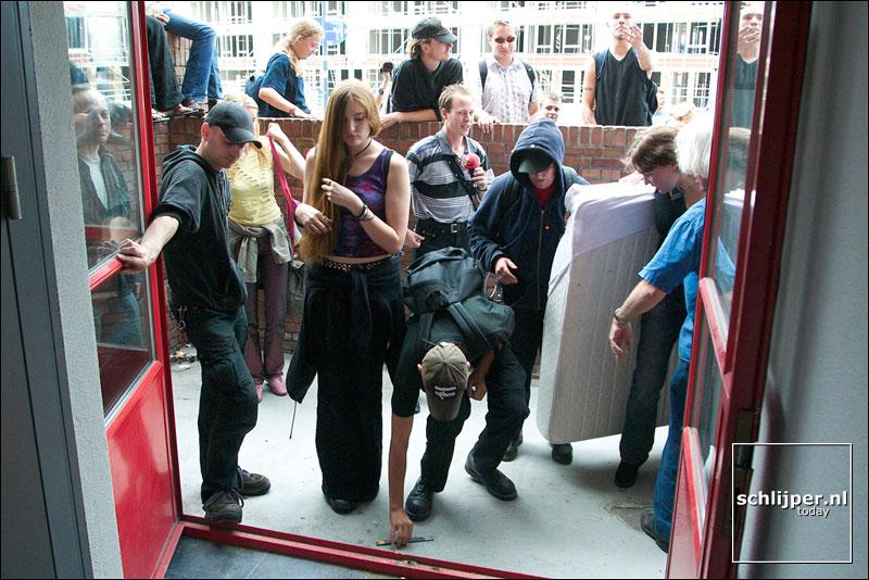 Nederland, Amsterdam, 17 augustus 2003