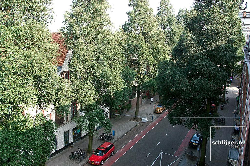 Nederland, Amsterdam, 18 augustus 2003