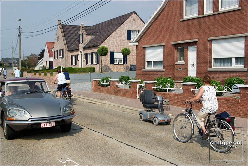 Belgie, Gelik, 21 augustus 2003
