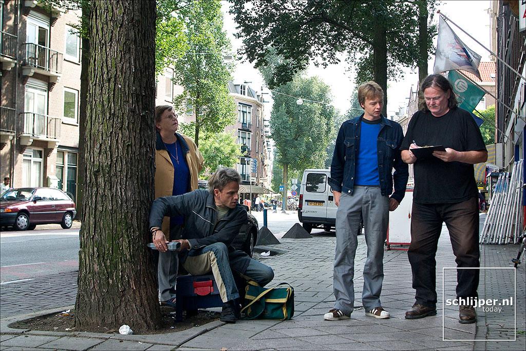 Nederland, Amsterdam, 8 september 2003