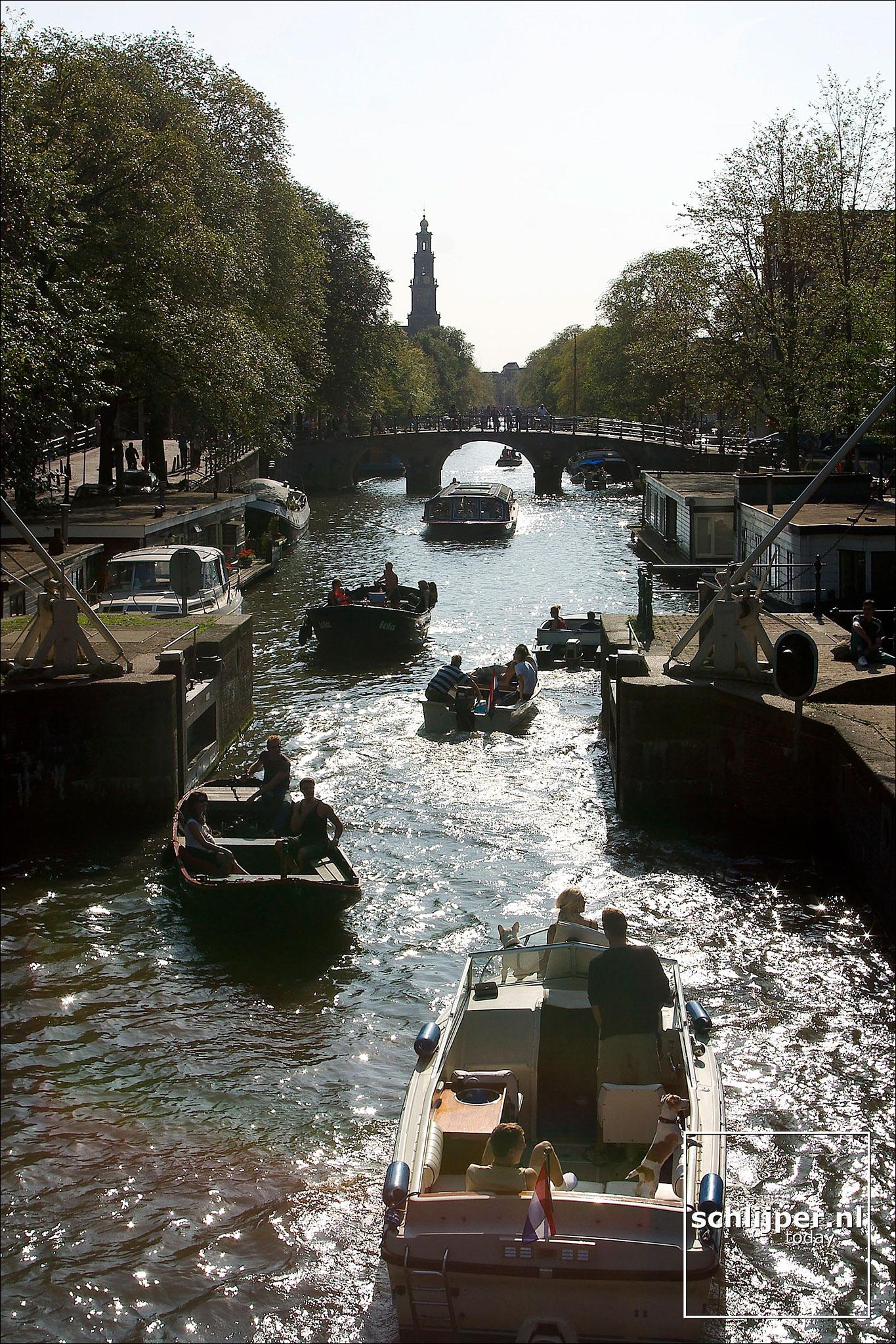 Nederland, Amsterdam, 21 september 2003
