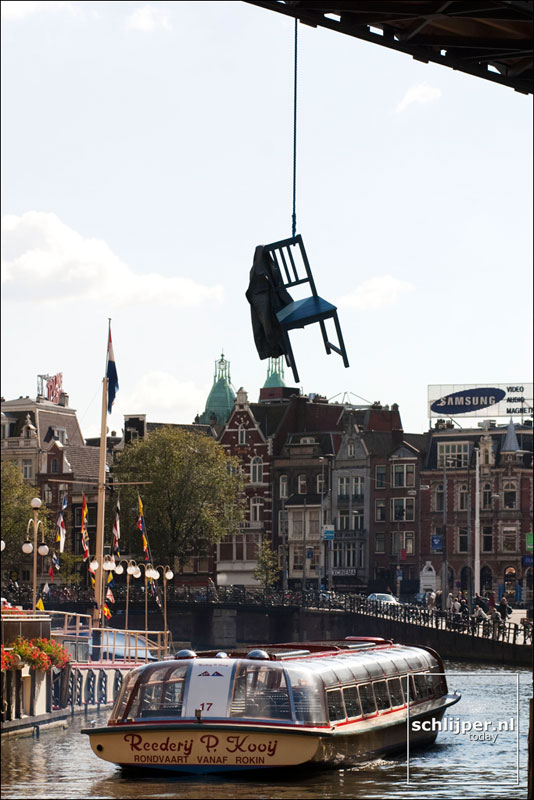 Nederland, Amsterdam, 24 september 2003