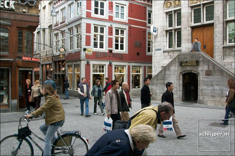 Nederland, Maastricht, 13 oktober 2003