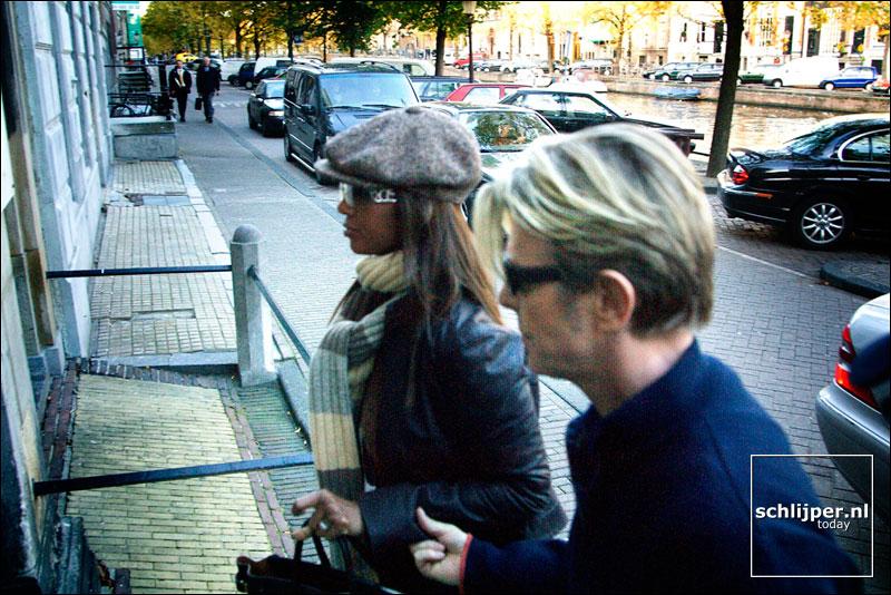 Nederland, Amsterdam, 14 oktober 2003