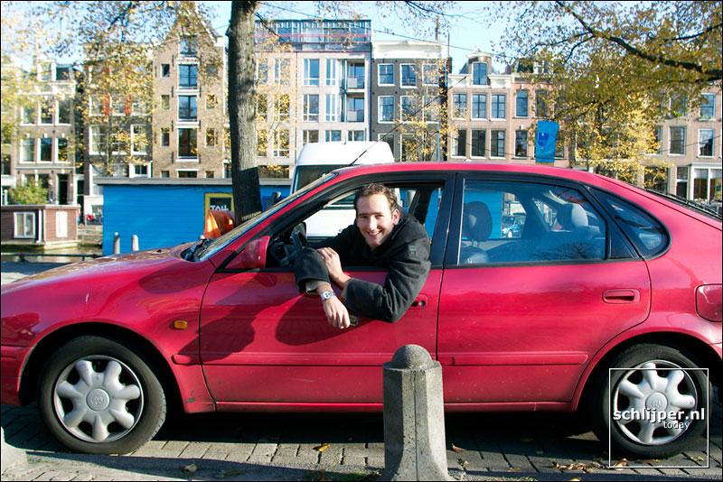 Nederland, Amsterdam, 23 oktober 2003