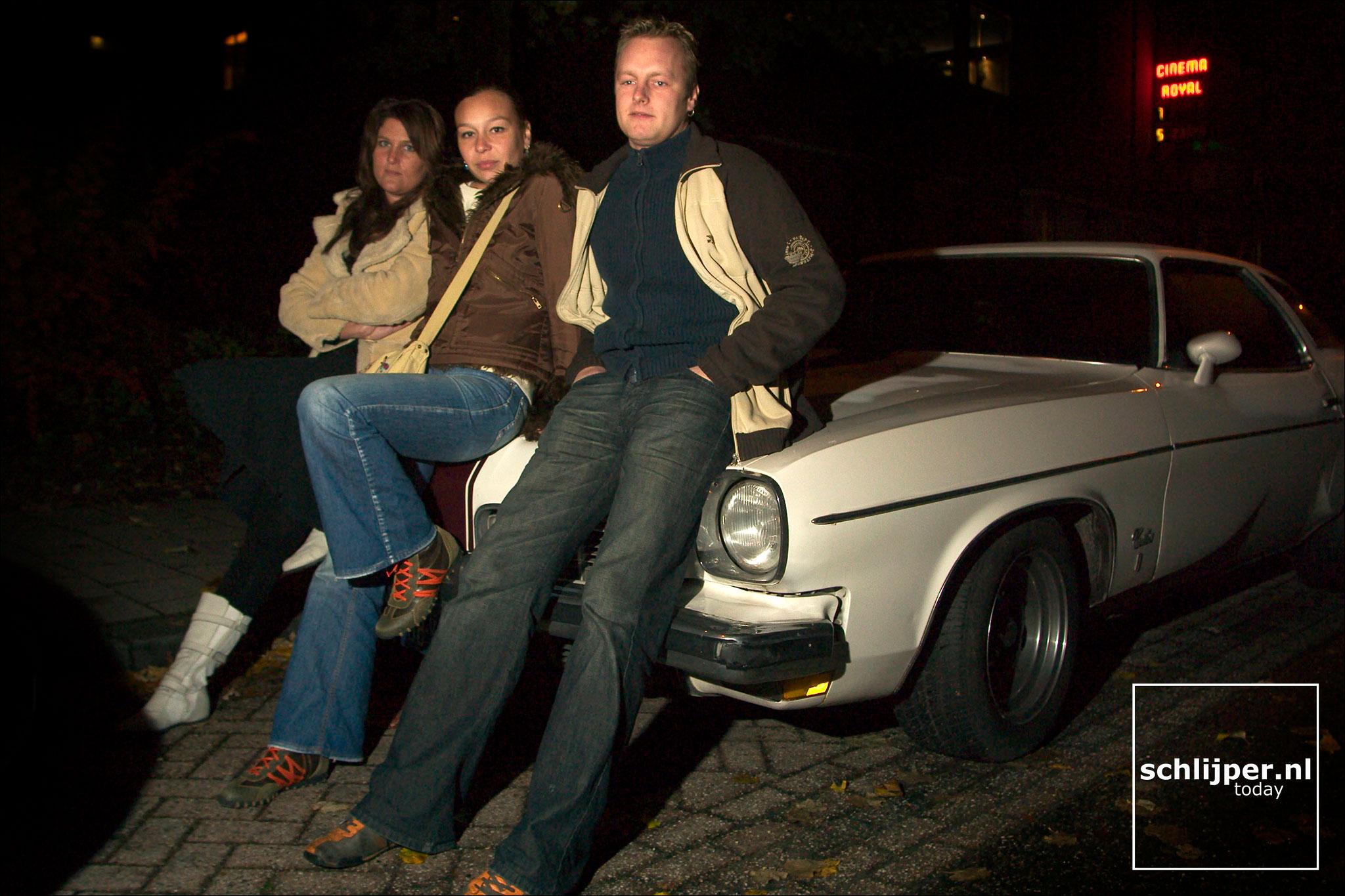 Nederland, Oss, 26 oktober 2003