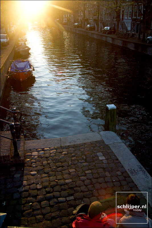 Nederland, Amsterdam, 27 oktober 2003