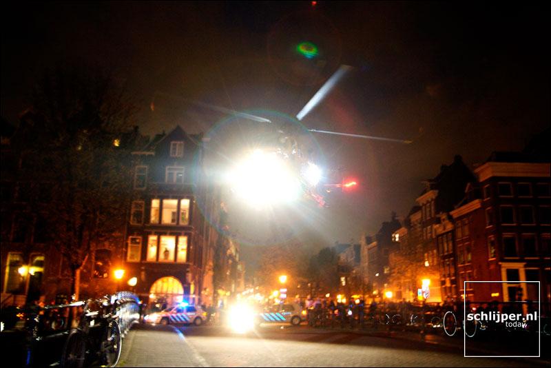 Nederland, Amsterdam, 31 oktober 2003