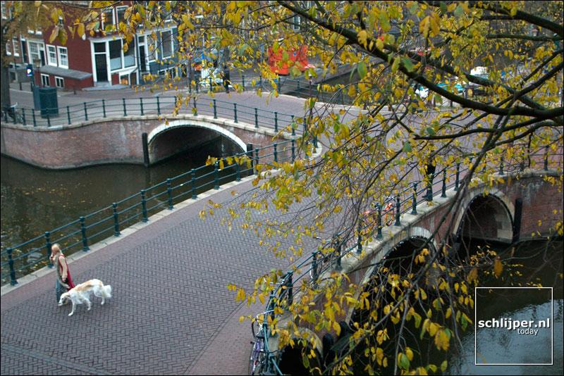 Nederland, Amsterdam, 4 november 2003