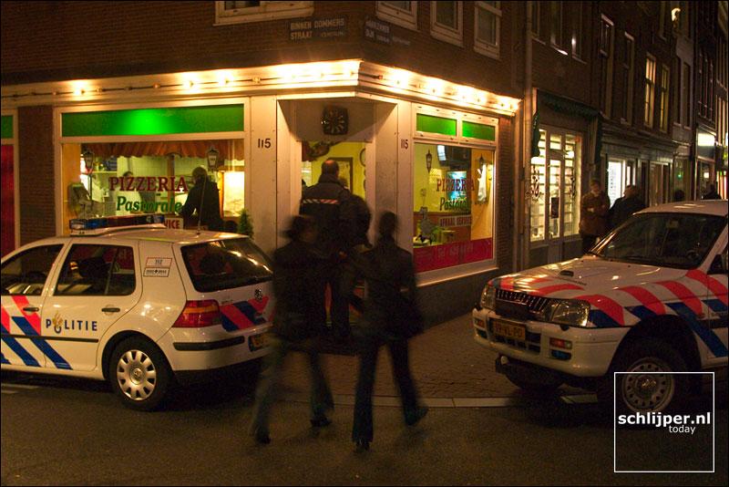 Nederland, Amsterdam, 8 november 2003