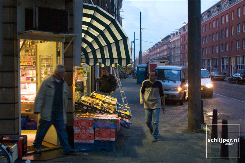 Nederland, Amsterdam, 10 november 2003