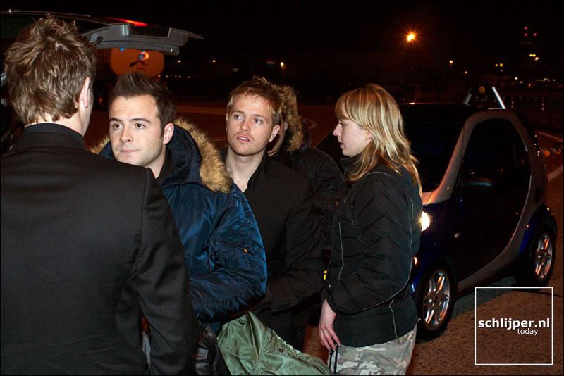 Nederland, Schiphol, 18 december 2003