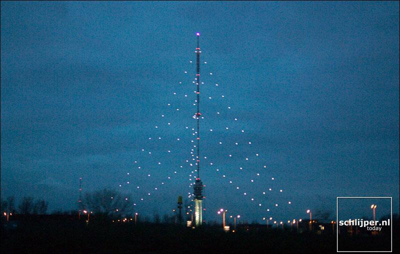Nederland, IJsselstein, 25 december 2003