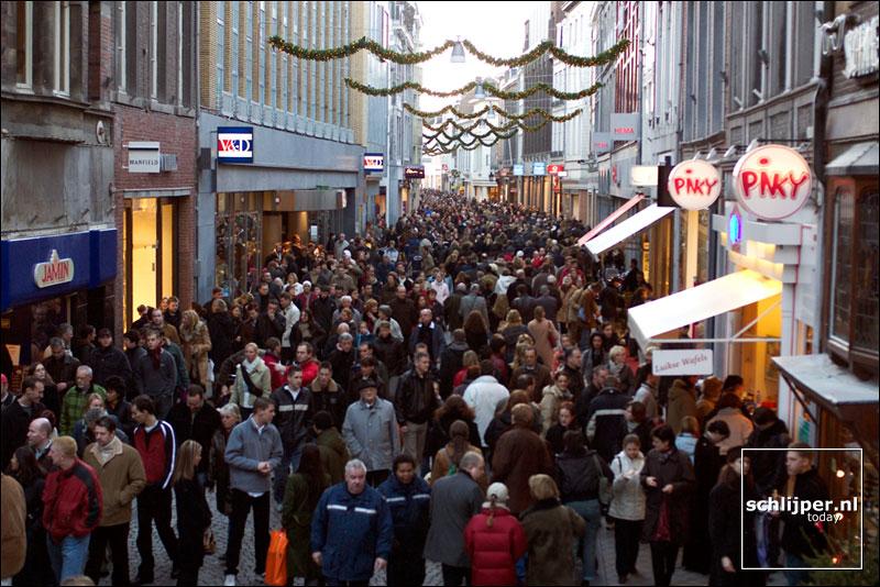 Nederland, Maastricht, 27 december 2003