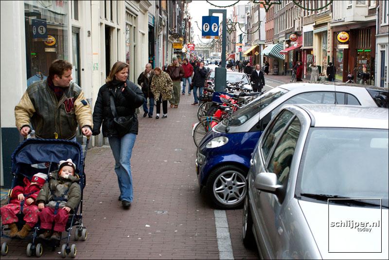 Nederland, Amsterdam, 29 december 2003