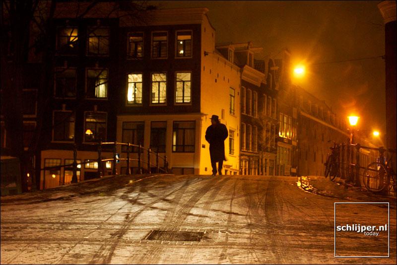 Nederland, Amsterdam, 3 januari 2004