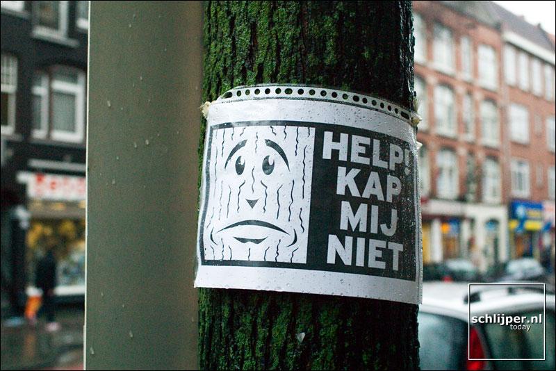 Nederland, Amsterdam, 19 januari 2004