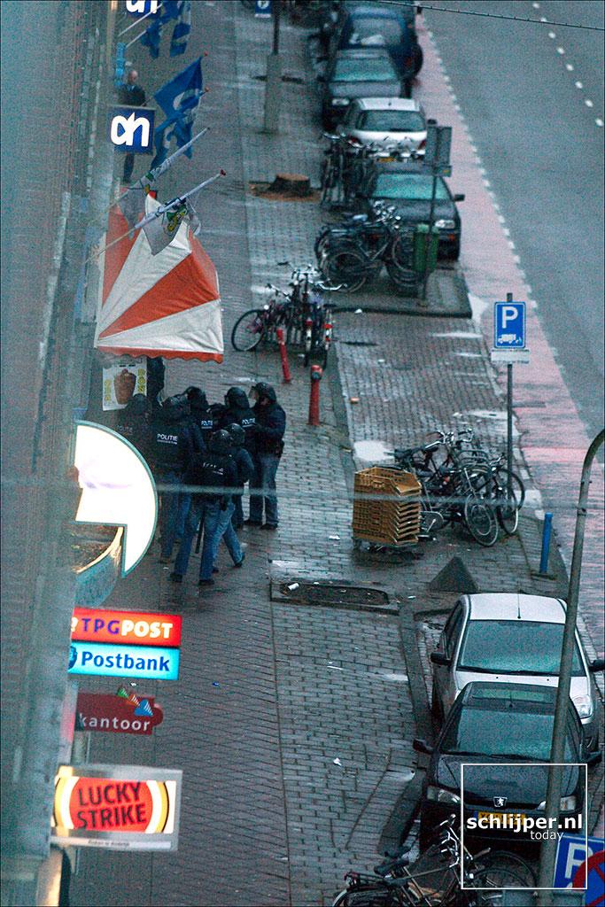 Nederland, Amsterdam, 28 januari 2004