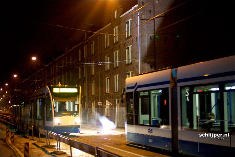 Nederland, Amsterdam, 11 februari 2004