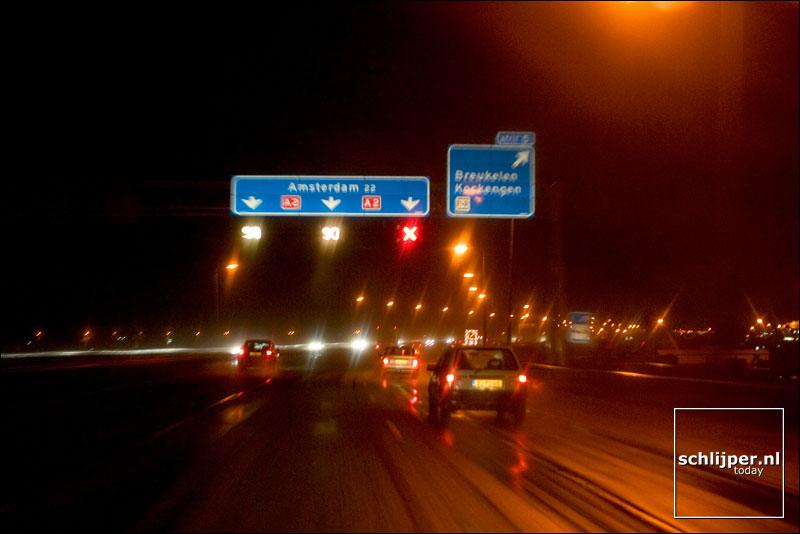 Nederland, Breukelen, 24 februari 2004