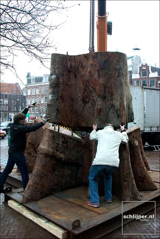 Nederland, Amsterdam, 6 maart 2004