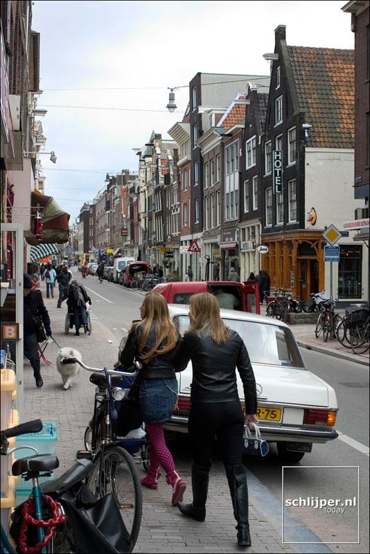 Nederland, Amsterdam, 9 maart 2004