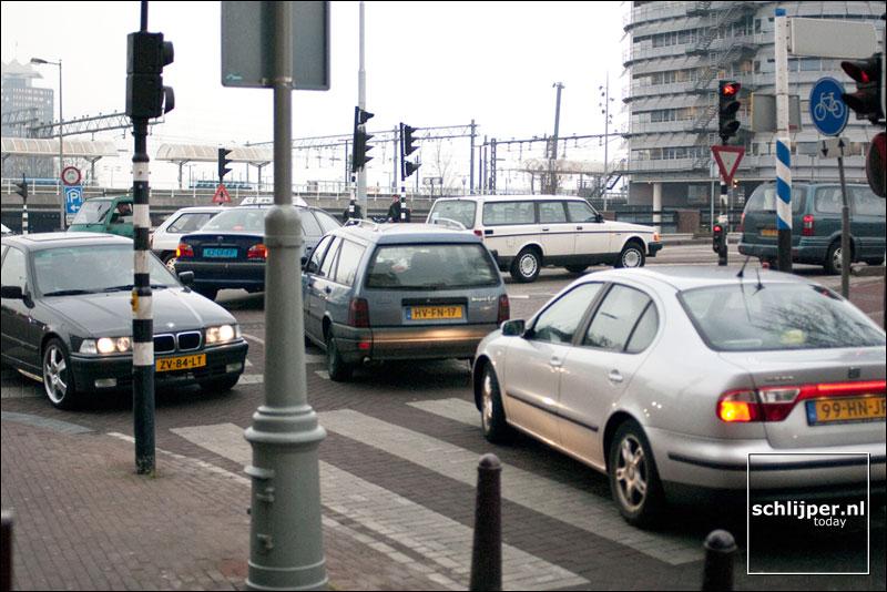 Nederland, Amsterdam, 10 maart 2004