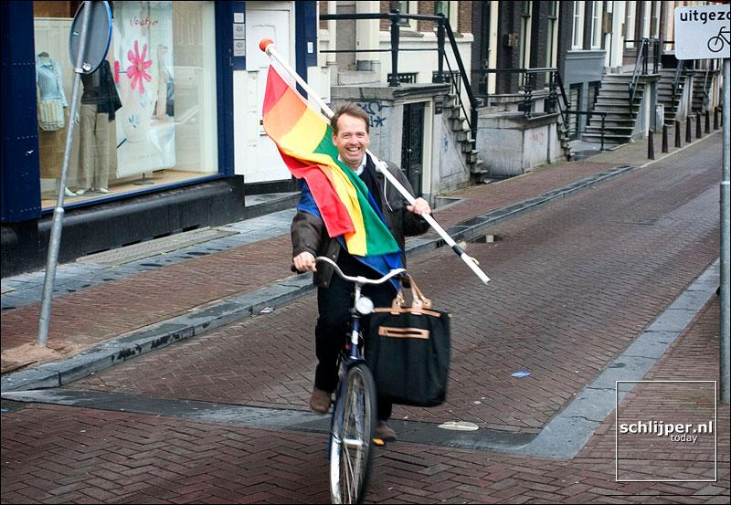 Nederland, Amsterdam, 13 maart 2004