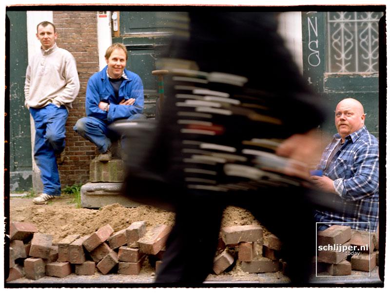 Nederland, Amsterdam, 16 maart 2004