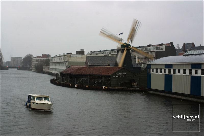 Nederland, Amsterdam, 19 maart 2004