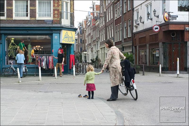Nederland, Amsterdam, 1 april 2004