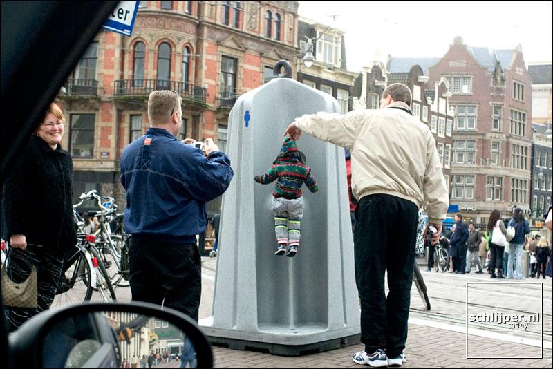 Nederland, Amsterdam, 9 april 2004