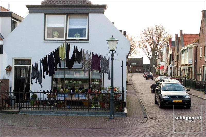 Nederland, Urk, 13 april 2004