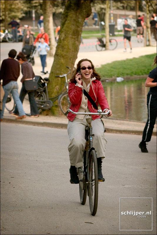 Nederland, Amsterdam, 16 april 2004