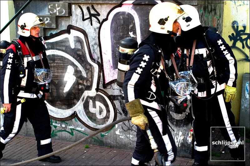 Nederland, Amsterdam, 23 april 2004